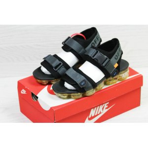 Мужские  босоножки Nike Sandals Off white x Nike Air VaporMax